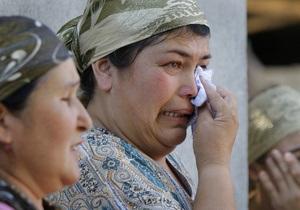 Число погибших на юге Кыргызстана возросло до 261 человек