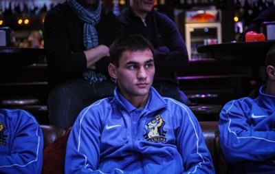 Украинские атаманы на тренировках учат гопак