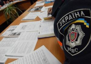 Парламент намерен запретить принимать на работу в милицию лиц, не владеющих украинским