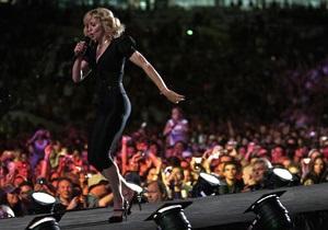 Мадонна названа самой популярной артисткой десятилетия