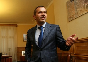 Новоназначенный секретарь СНБО Клюев увидел украинский интерес в решении проблем Греции