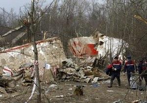 Опознаны два человека, которых не было в списках пассажиров разбившегося под Смоленском Ту-154