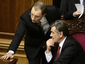 Эксперт: Рейтинг Яценюка поднялся до предела