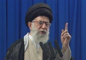 Духовный лидер Ирана помирился с Ахмадинеджадом