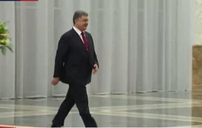 Во время переговоров Порошенко отлучался из зала заседания – СМИ