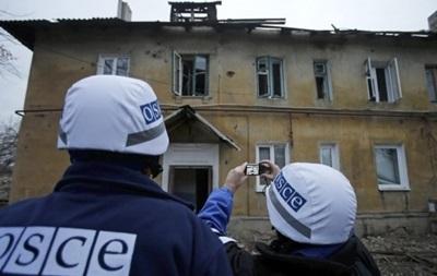 ОБСЕ: Из зоны АТО в Россию вывозят раненых и погибших