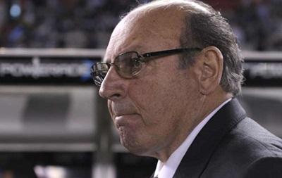 Сборная Греции получила главного тренера