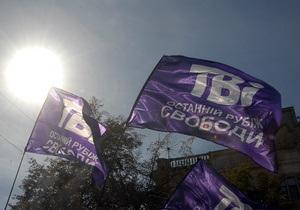Милиция опровергает информацию об избиении журналистов ТВi в избирательном округе №11
