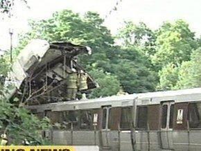 Два поезда столкнулись в вашингтонском метро: есть погибшие, десятки пострадавших