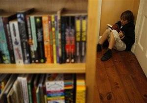 Исследование: Каждый четвертый украинец не читает книг