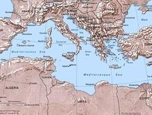 Боевые корабли Северного флота РФ вошли в Средиземное море