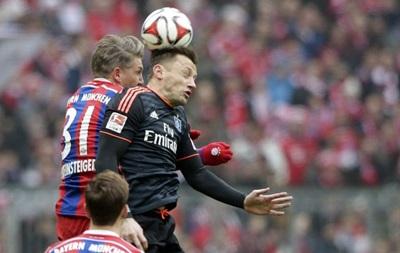 Фотогалерея: Как Бавария уничтожила соперника в матче бундеслиги