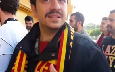 Турецкий фанат пытался пронести на стадион 23 бутылки пива
