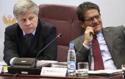 В России заговорили о поводе возможной отставки Капелло