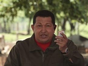 Чавес в течение восьми часов выступал по радио