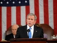 Буш произнес заключительную речь о положении в стране
