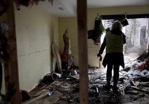 Число жертв урагана Сэнди превысило 100 человек