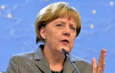 Меркель: Положение в Донбассе  хрупкое