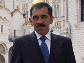 В интернете появилась видеозапись покушения на президента Ингушетии