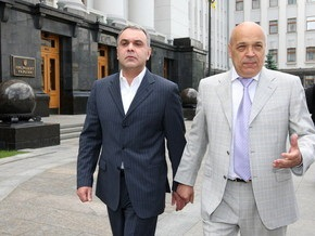 Жвания через суд потребовал у заместителя Балоги 300 тысяч гривен