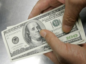 Курсы наличной валюты на 24 января