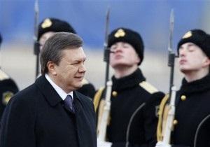 The Times: Виктор Янукович дает России шанс сохранить базу Черноморского флота в Крыму