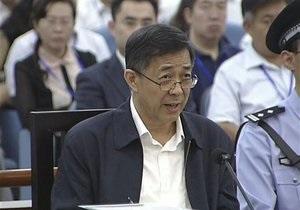 Бо Силай назвал ключевого свидетеля обвинения лжецом