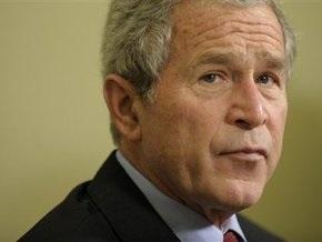 Буш призвал Обаму и дальше бороться с Аль-Каидой