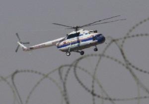 В Канаде разыскивают заключенных, сбежавших из тюрьмы на вертолете