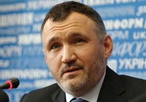 Кузьмин пообещал расследовать строительство в резиденции Януковича