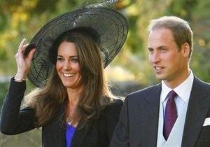 Королевский двор Великобритании обнародовал список гостей свадьбы принца Уильяма