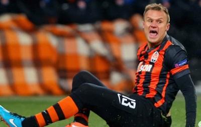 Шевчук рассказал о травме в матче с Баварией