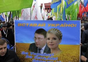 Намерения Януковича относительно Тимошенко остаются неизвестными