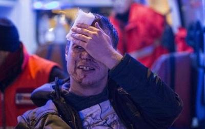 Голландские фанаты устроили беспорядки в центре Рима