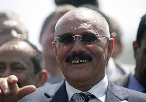 Президент Йемена не принял план своей отставки, предложенный соседними странами