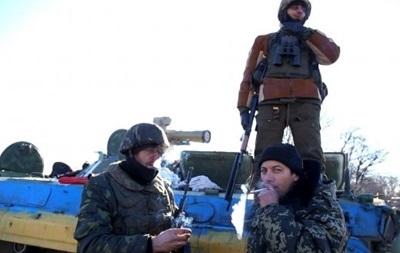По Луганску проведут пленных украинцев из Дебальцево