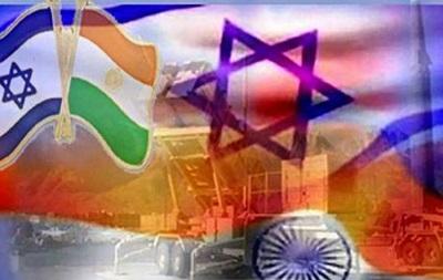 Израиль расширяет военное сотрудничество c Индией