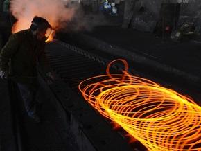 Украина вернулась на восьмое место в рейтинге стран-производителей стали
