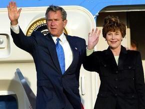Буш купил себе новый дом