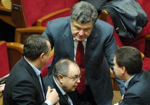 Порошенко - оппозиция - новости Киева - выборы мэра Киева - Ъ: Кандидатуру Порошенко на выборах мэра Киева поддерживают две партии