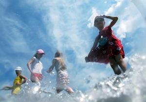 Последняя пятница лета в Украине будет теплой