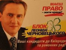Провокация против Черновецкого: с агитацией звонят ночью