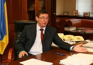 Замглавы Высшего админсуда подал в милицию заявление об изготовлении новой печати
