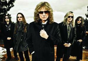 Рок-группа Whitesnake отправляется в концертный тур по Украине