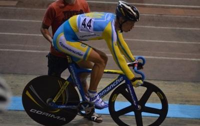 Велоспорт: Молодой украинец остановился в шаге от медали чемпионата мира