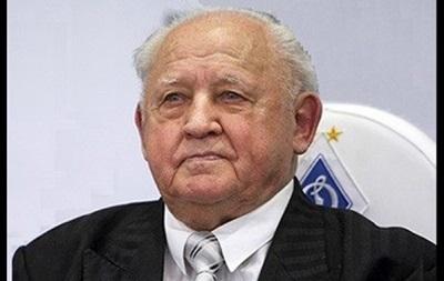 Умер легендарный игрок и тренер киевского Динамо