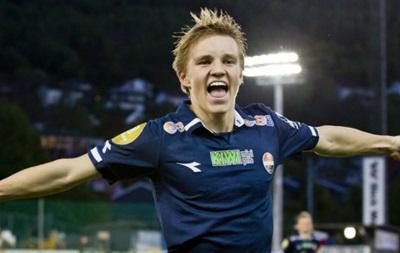 16-летний Эдегор забил свой первый гол за Реал Кастилью