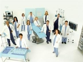 На СТБ вместо Доктора Хауса будут показывать Анатомию Грей