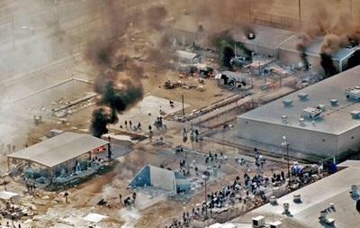 В США две тысячи заключенных устроили беспорядки