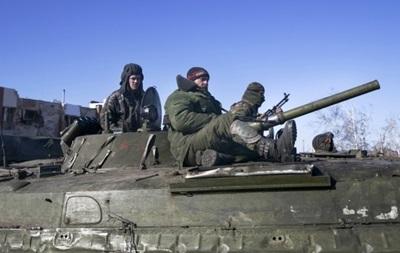 Силовики сообщают об атаке сепаратистов на Широкино